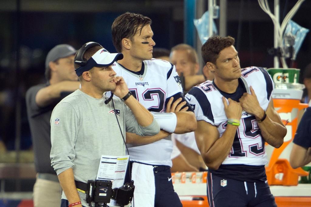 NFL: Preaseason-New England Patriots at New York Giants