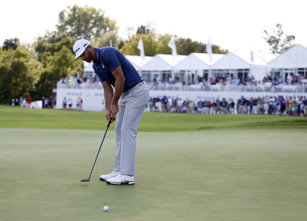 PGA: BMW Championship