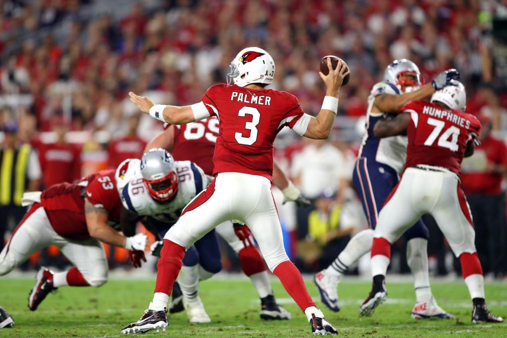 NFL: New England Patriots at Arizona Cardinals