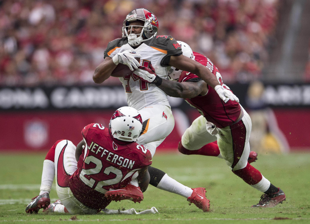 NFL: Tampa Bay Buccaneers at Arizona Cardinals
