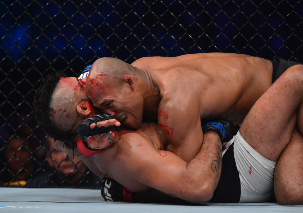 MMA: UFC Fight Night-Souza vs Belfort