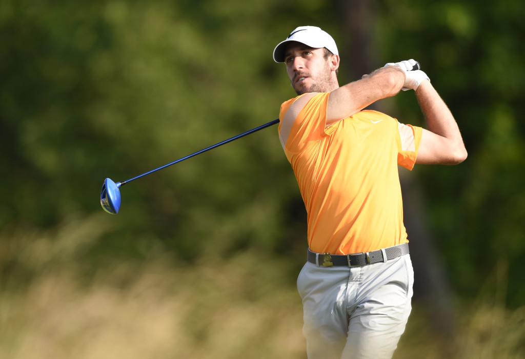 PGA: U.S. Open - First Round