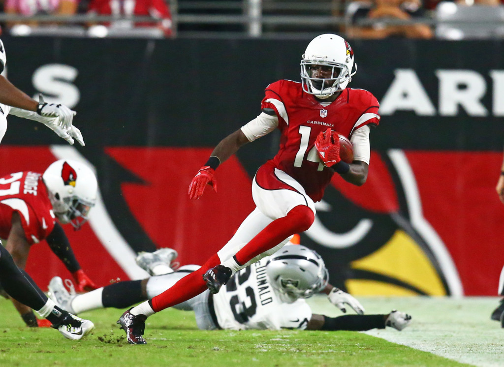 NFL: Preseason-Oakland Raiders at Arizona Cardinals