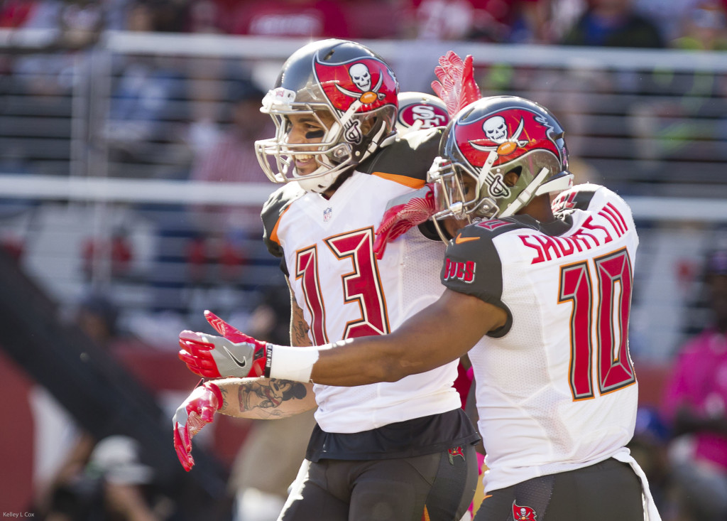 NFL: Tampa Bay Buccaneers at San Francisco 49ers