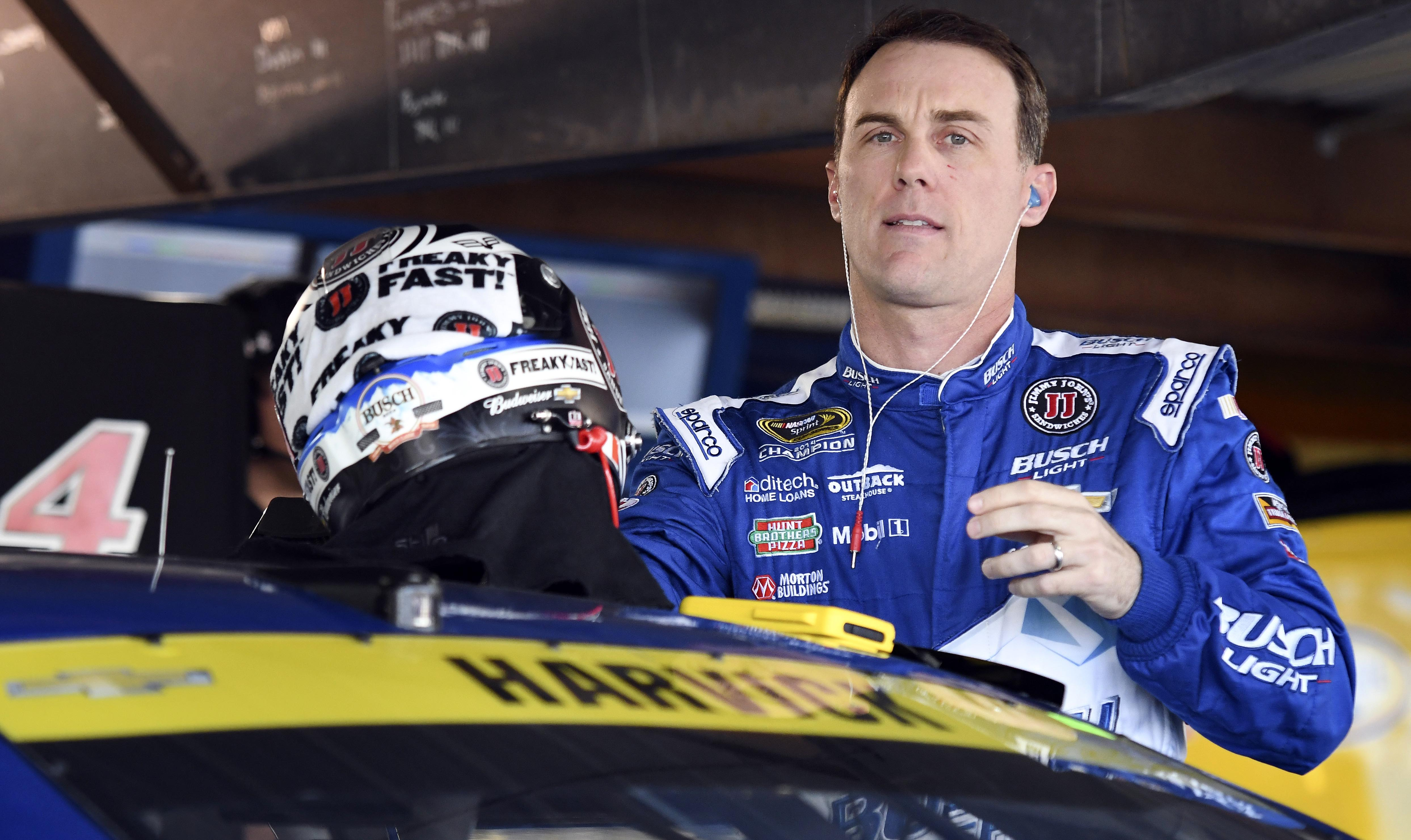 NASCAR: Goody's Fast Relief 500-Practice