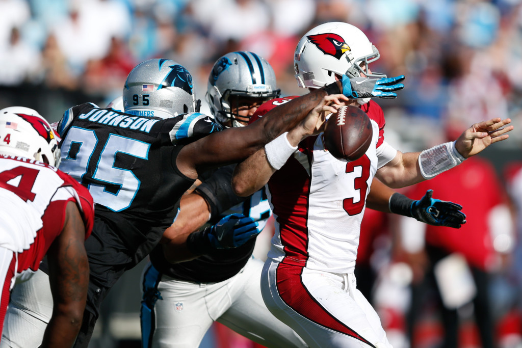 NFL: Arizona Cardinals at Carolina Panthers