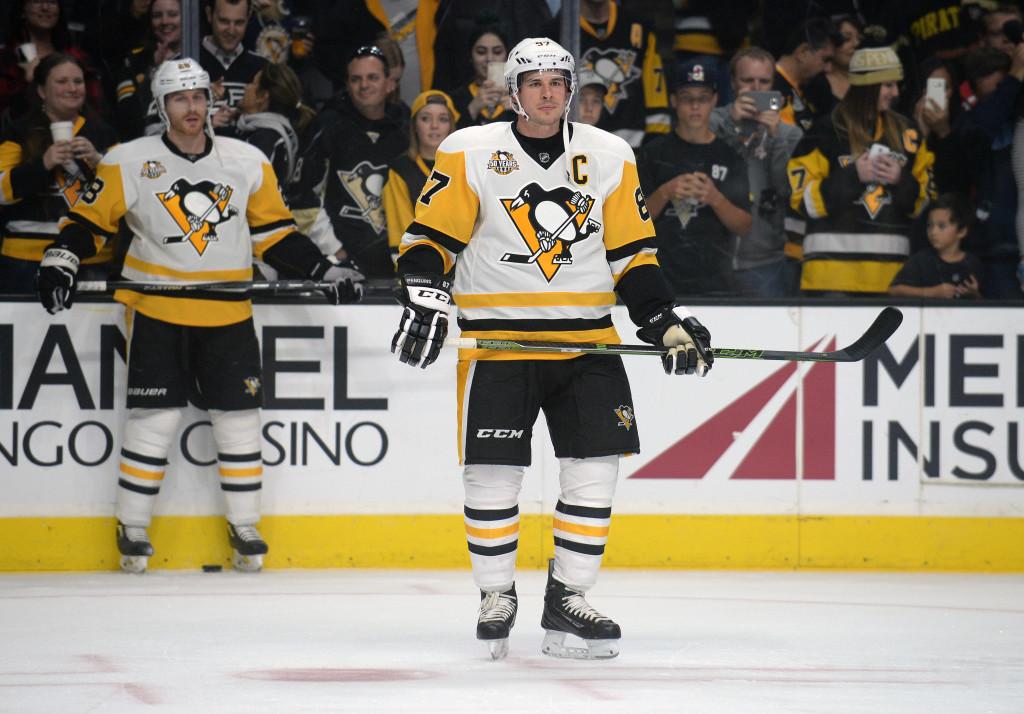 NHL: Pittsburgh Penguins at Los Angeles Kings
