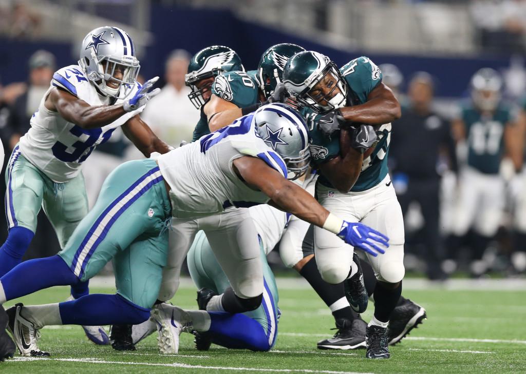 NFL: Philadelphia Eagles at Dallas Cowboys