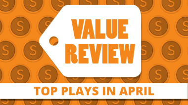 MLB Value Review: April