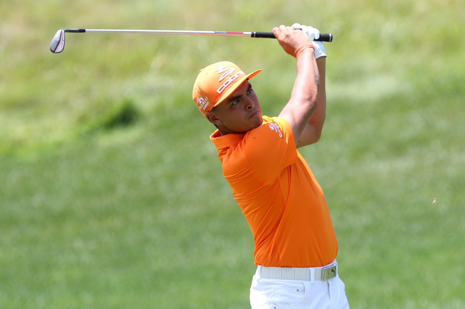 This is Rickie Fowler