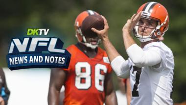 NFL Preseason: Week 1 Preview