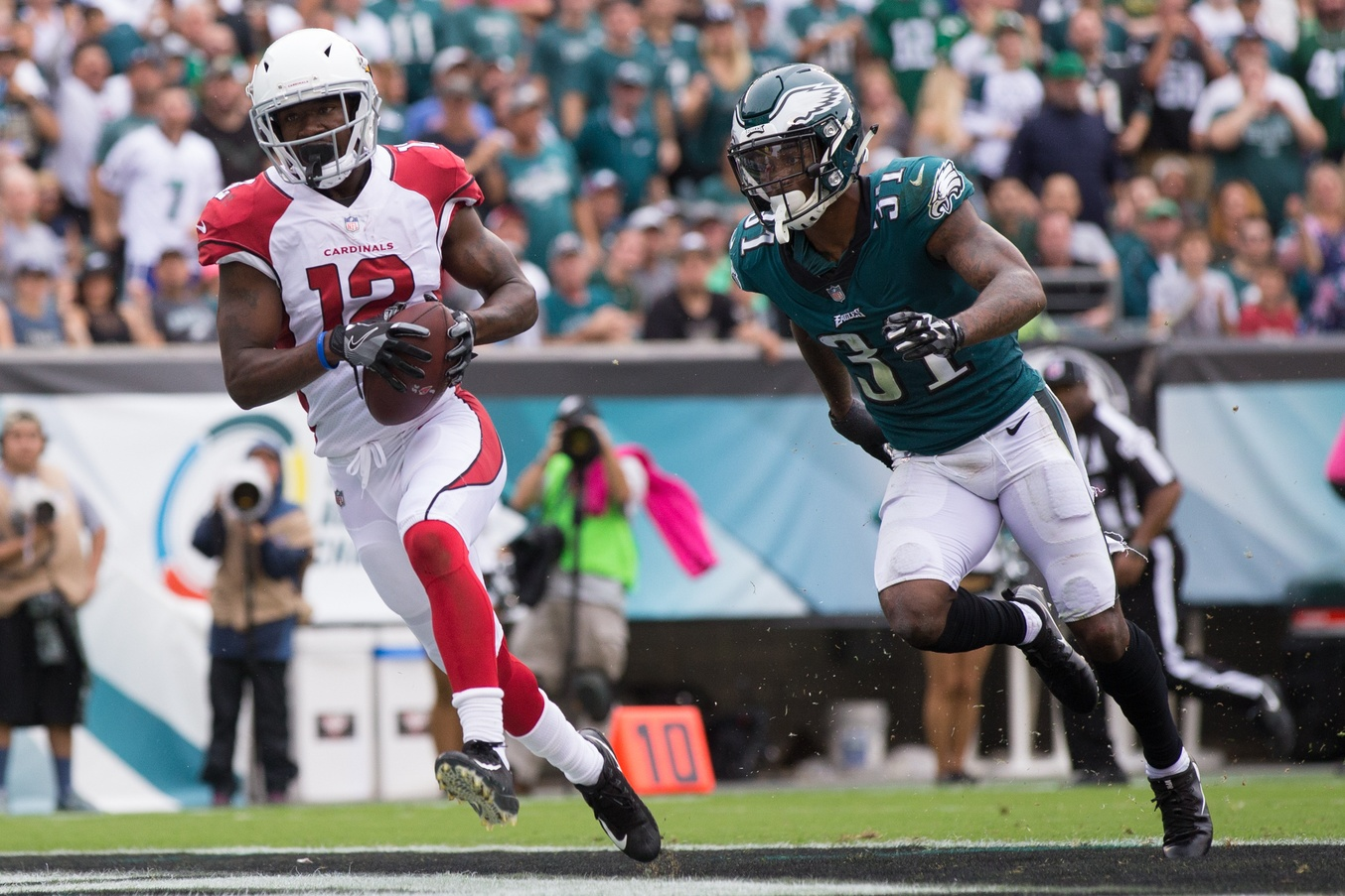 Fantasy Football WR Target Projections: Value Volume For Week 7
