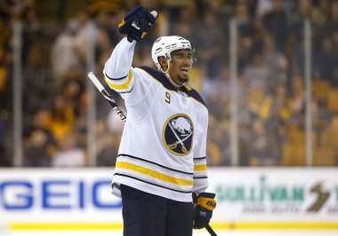 Fantasy Hockey Cheat Sheet: Evander Kane Headlines Top Skaters