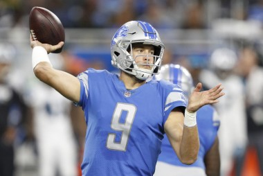 2019 Fantasy Football Team Preview: Can a new offensive coordinator lift up Matthew Stafford?