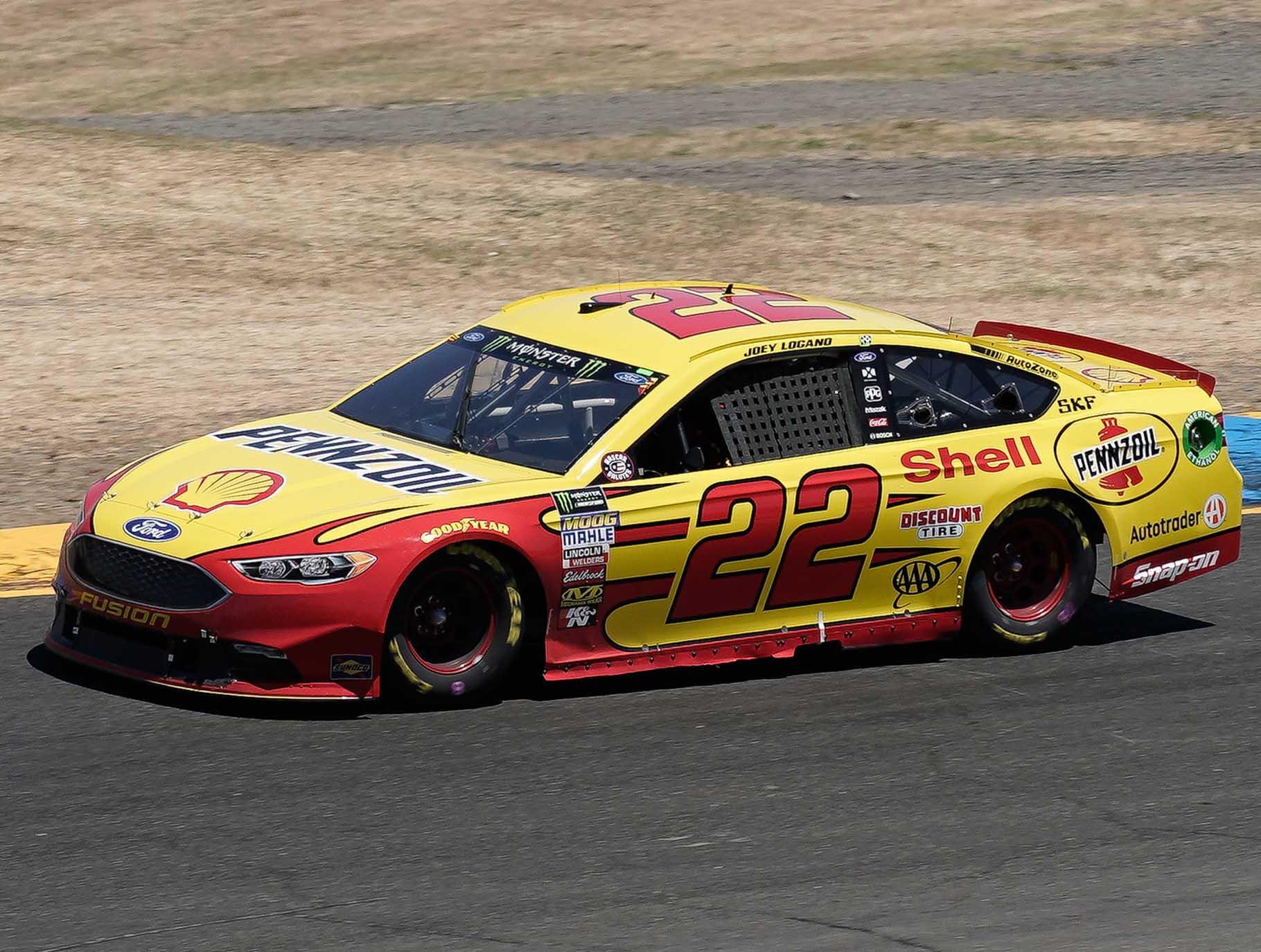 NASCAR: Toyota / Save Mart 350