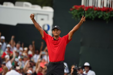 Bettors once again backing Tiger Woods heading into PGA Championship