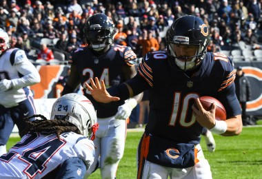 2019 Fantasy Football Team Preview: Can Mitchell Trubisky continue to grow in Chicago?