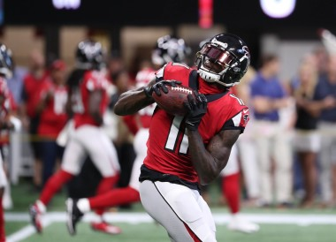 NFL Fantasy Football — 2019 Week 11 WR Rankings, Starts, Sit, Sleepers