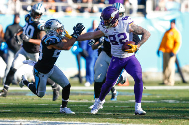 Fantasy Football Ride or Fade: Kyle Rudolph and Other Week 16 Stars
