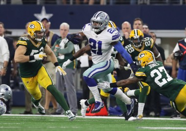 Fantasy Football: Wild Card Weekend Running Back Touch, Target Projections