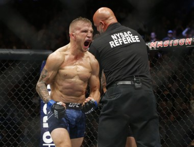 UFC Fight Night 143: DraftKings Fantasy MMA Fighter Picks