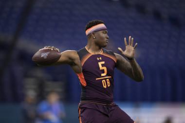 2019 NFL Mock Draft: Cardinals go Murray; Raiders, Redskins trade up