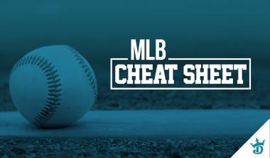 Fantasy Baseball Cheat Sheet: MLB Picks, Preview for June 17