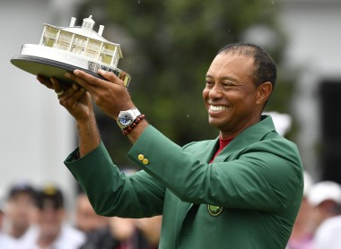 Power Rankings: Tiger Woods, Islanders help bettors win big on DraftKings Sportsbook