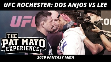 2019 MMA Picks — UFC Rochester DraftKings Picks, UFC on ESPN+ 10 Fight Previews