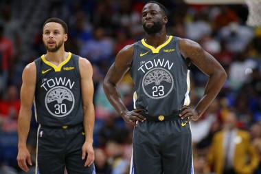 Trail Blazers vs. Warriors: Warriors Try to Gain 3-0 Series Edge