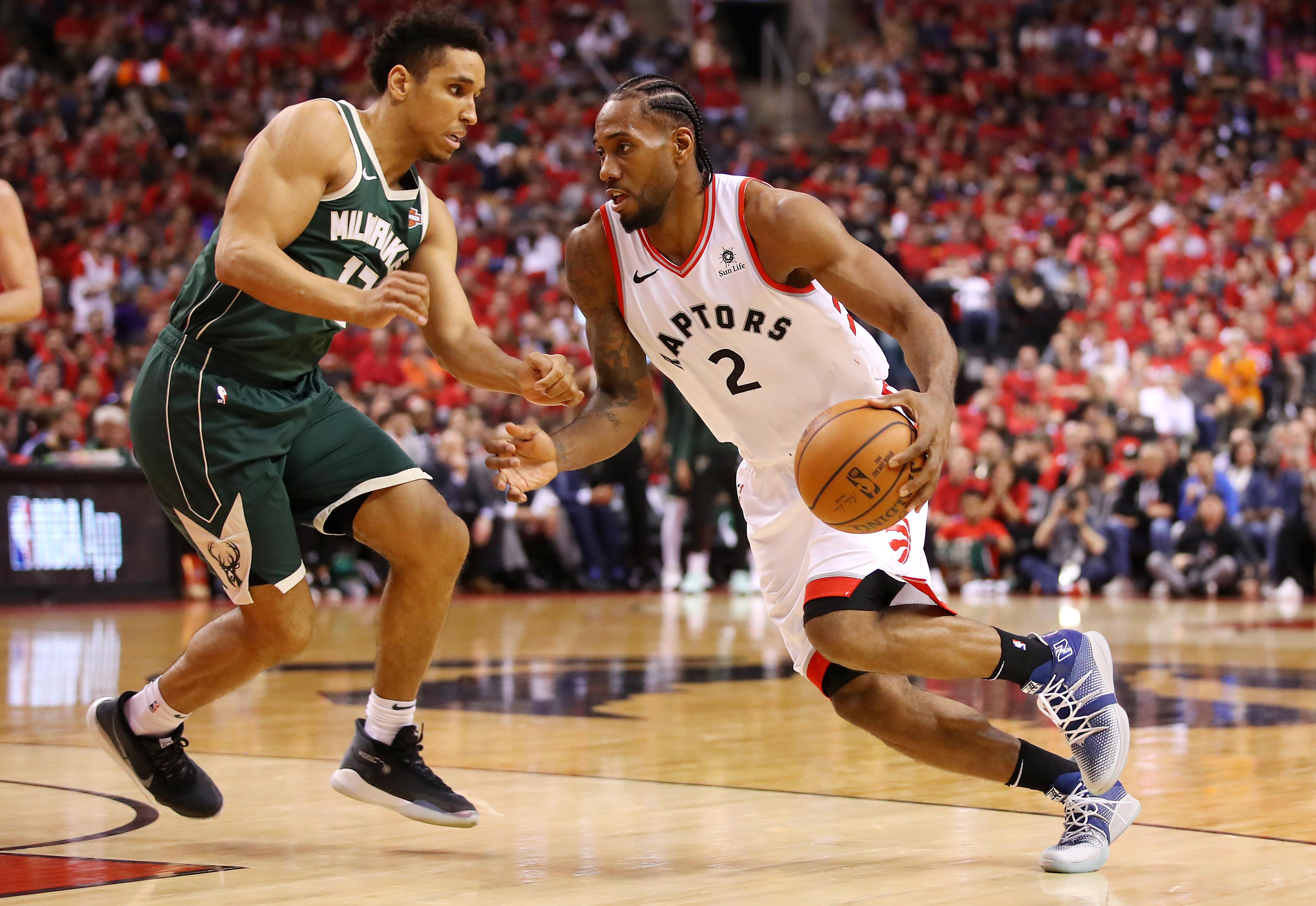 Milwaukee Bucks v Toronto Raptors - Game Three
