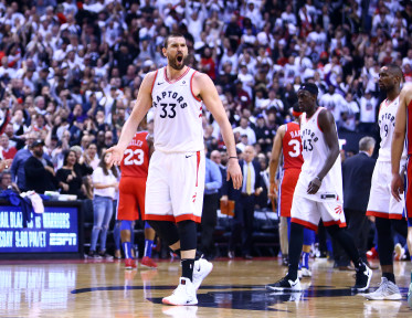 NBA Finals Game 1: Marc Gasol The Clear X-Factor For Raptors And On DraftKings