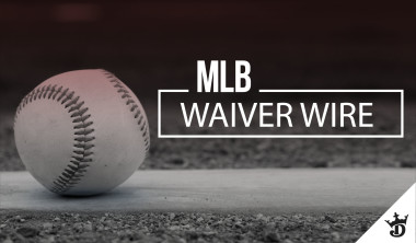 Fantasy Baseball: Top MLB Waiver Wire Pickups for Week 12