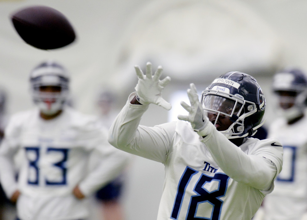 7d3739e8 2019 Fantasy Football Team Preview: Can new additions propel Titans ...