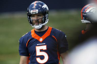 2019 Fantasy Football Team Preview: What Should We Expect from Joe Flacco in First Season with Broncos?