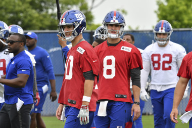 2019 Fantasy Football Team Preview: Will Daniel Jones Push Eli Manning for Playing Time in 2019?