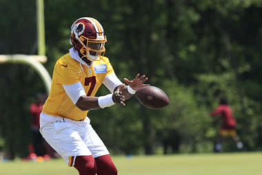 2019 Fantasy Football Team Preview: Can Dwayne Haskins Rescue Redskins Offense?
