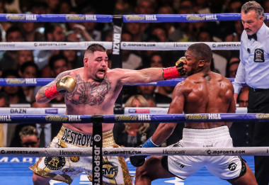 Power Rankings: Andy Ruiz Jr. Punches His Way Into The Top 5