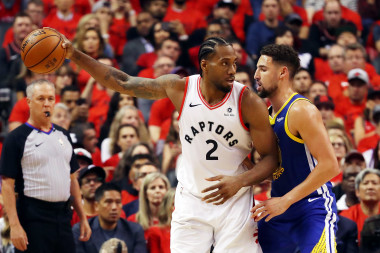 Power Rankings: Raptors One Win Away From Championship
