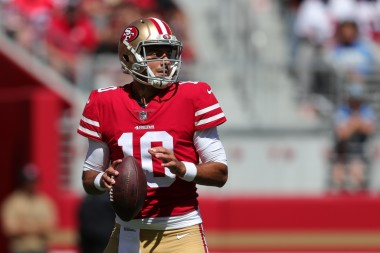 2019 Fantasy Football Team Preview: Can Jimmy Garoppolo rebound from an ACL tear?