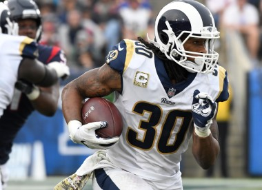 Fantasy Football Rankings — 2019 NFL Injuries and Risk Assessment