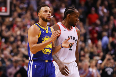 NBA Finals Game 2: Warriors look to rebound Sunday in Toronto