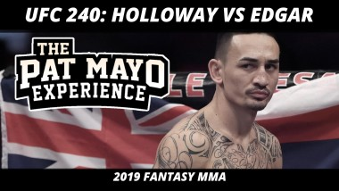 UFC 240 Picks, DraftKings Predictions — MMA Picks & Fight Previews