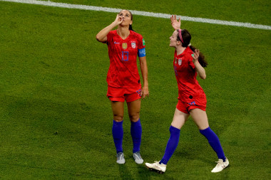 Power Rankings: USA Women's Team Continues to Shine at World Cup