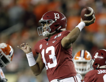 2020 NFL Draft Odds: Tua Tagovailoa could be the next Joe Namath, in one way