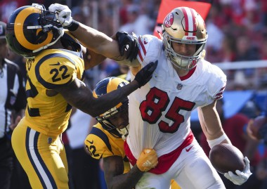 DraftKings' Fantasy Football Rankings: Top 10 Tight Ends for 2019 NFL Season
