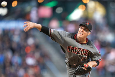Fantasy Baseball Pitcher Rankings: Top Five Starters for July 26