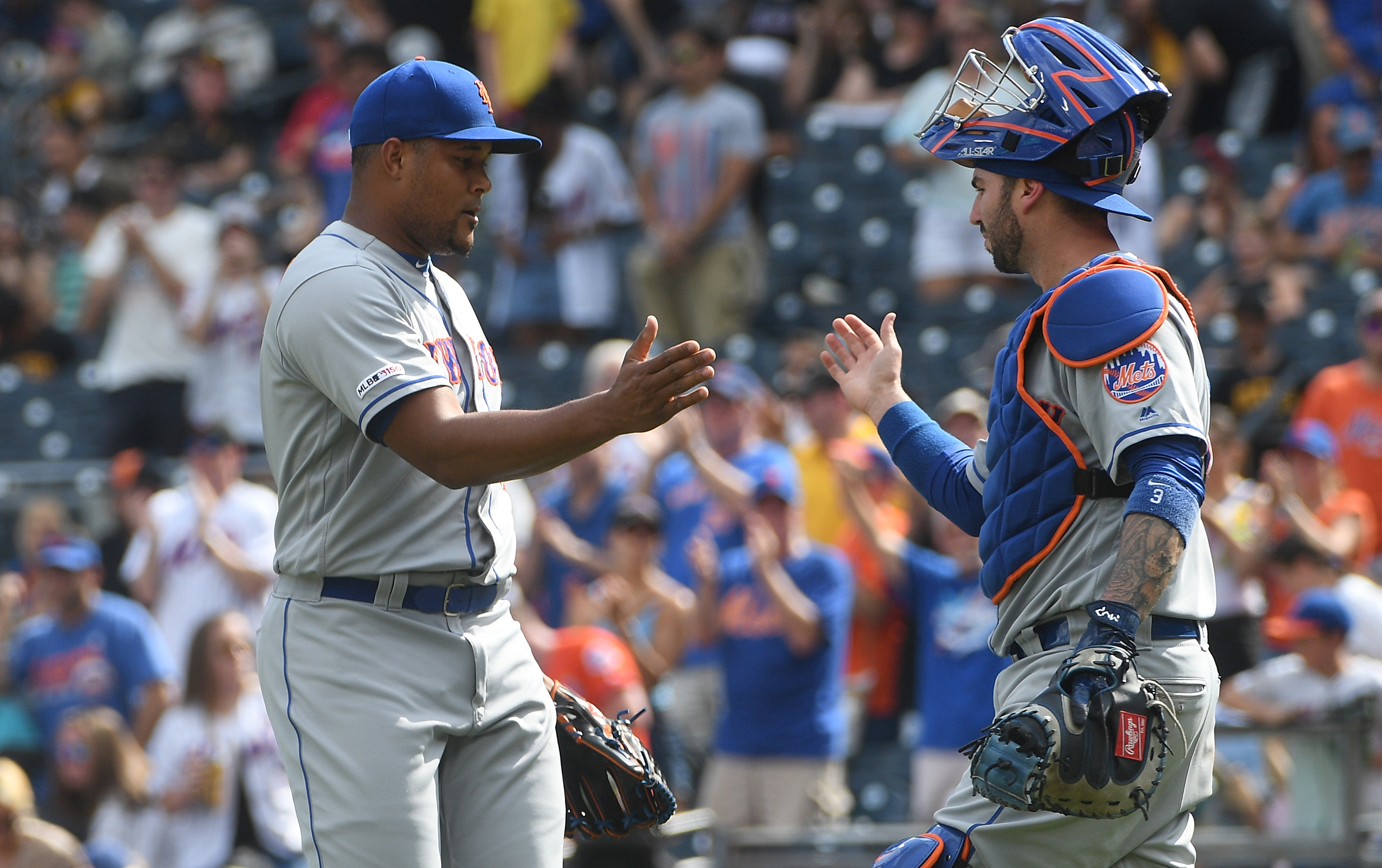 National League Wild Card Race Bets On Mets Beginning To Stack Up