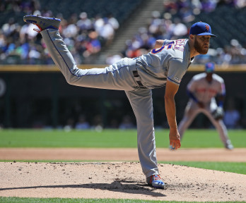 Fantasy Baseball Pitcher Rankings: Top Five Starters for August 6