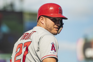Angels at Rangers: Mike Trout and arms with potential kick off doubleheader